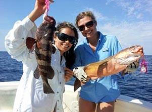 girls-fishing